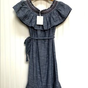 LC Lauren Conrad Dresses - LC Lauren Conrad pheasant style dress